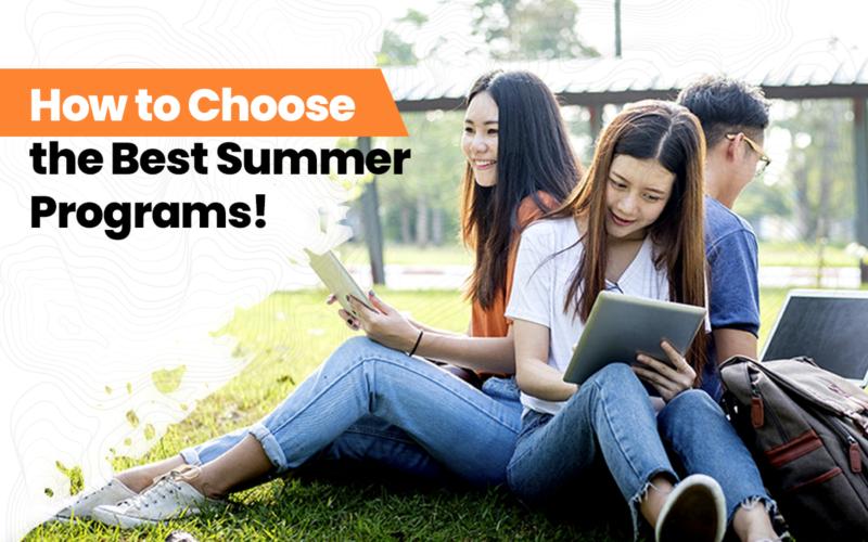 best summer programs